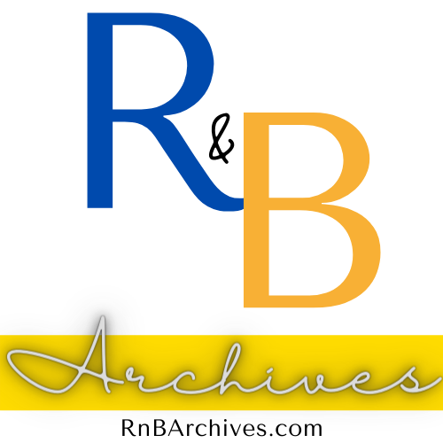 R&B Archives Logo
